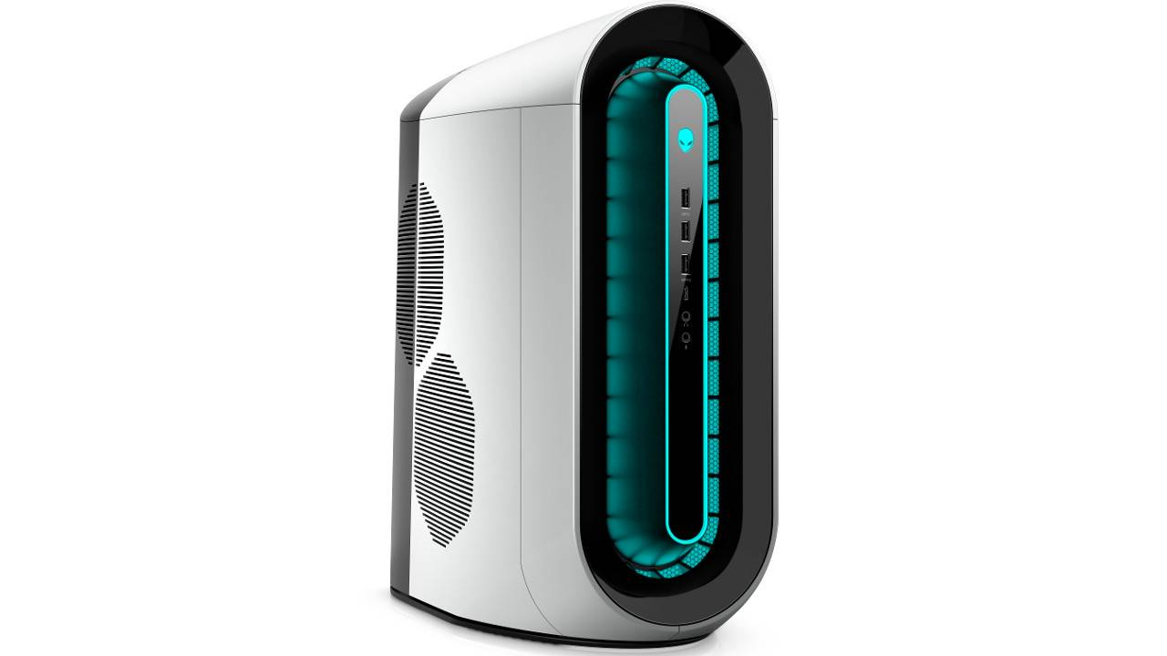 Alienware upgrades Aurora R11 with RTX 30-series, launches 3 new monitors