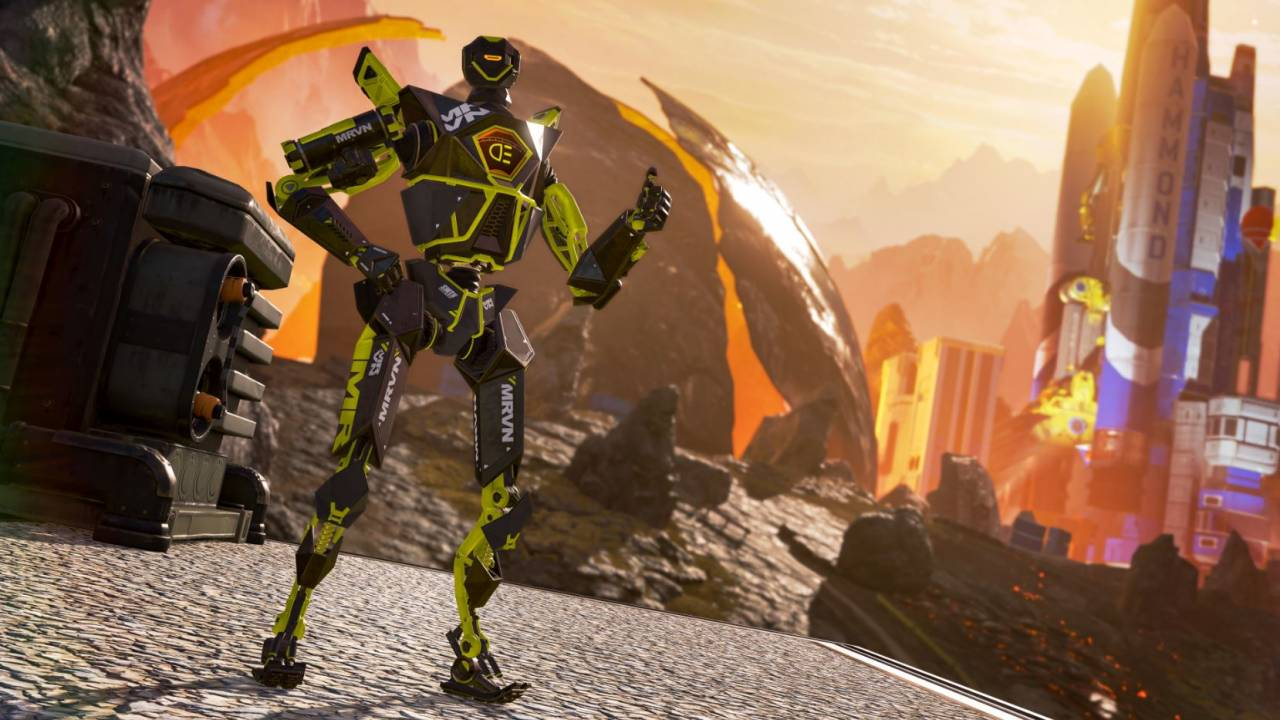 Apex Legends Steam release date set