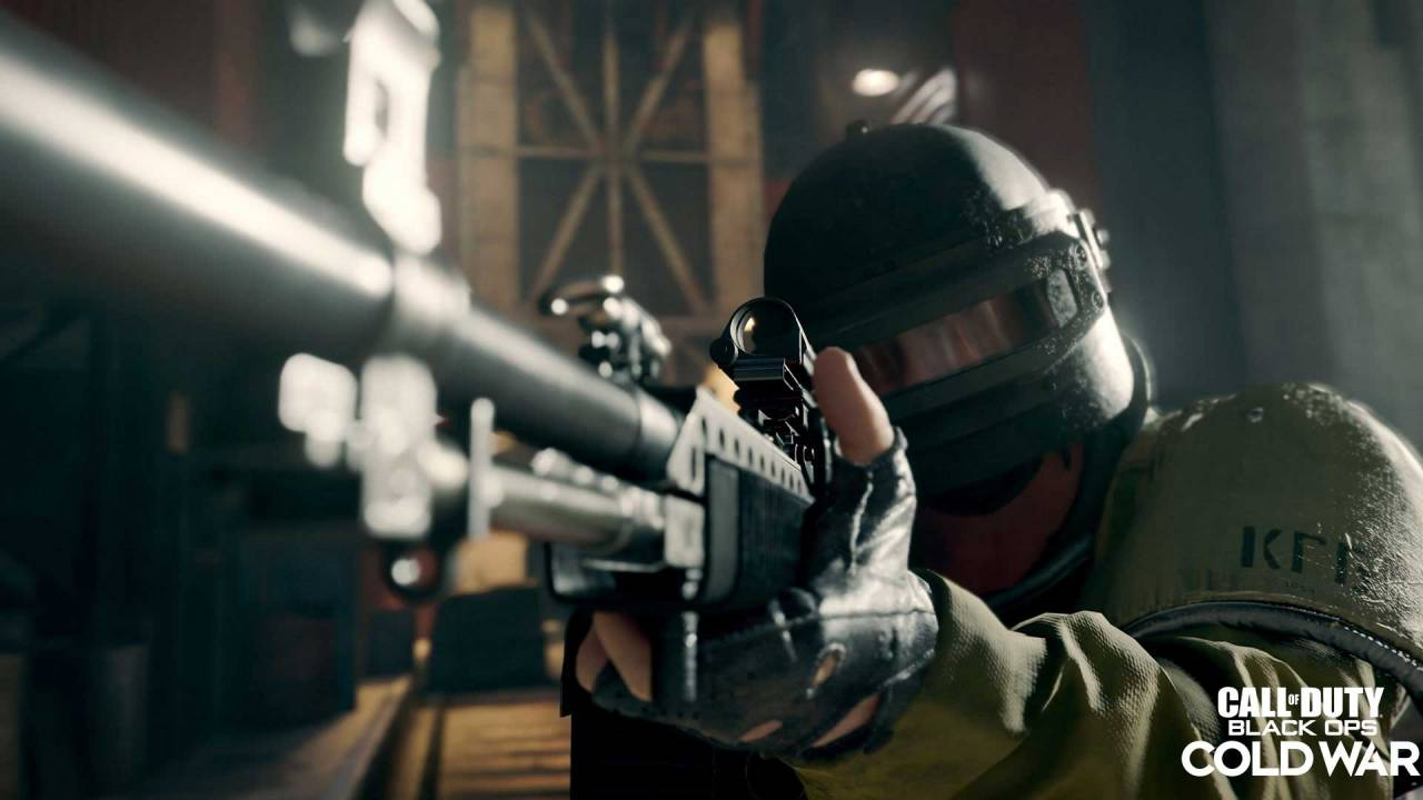 Call of Duty: Black Ops Cold War PC requirements confirm unbelievable install size