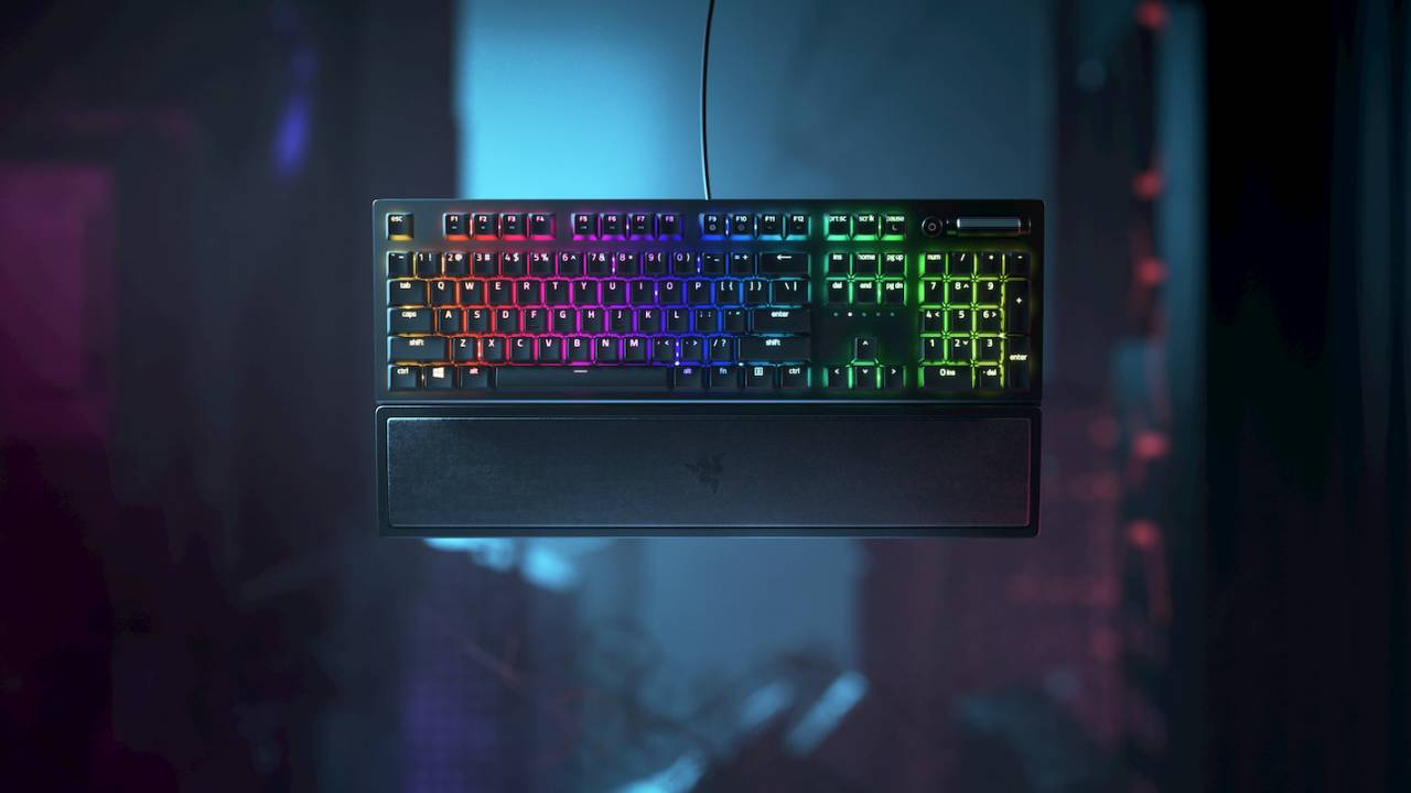 Razer launches BlackWidow V3 gaming keyboard in two different flavors