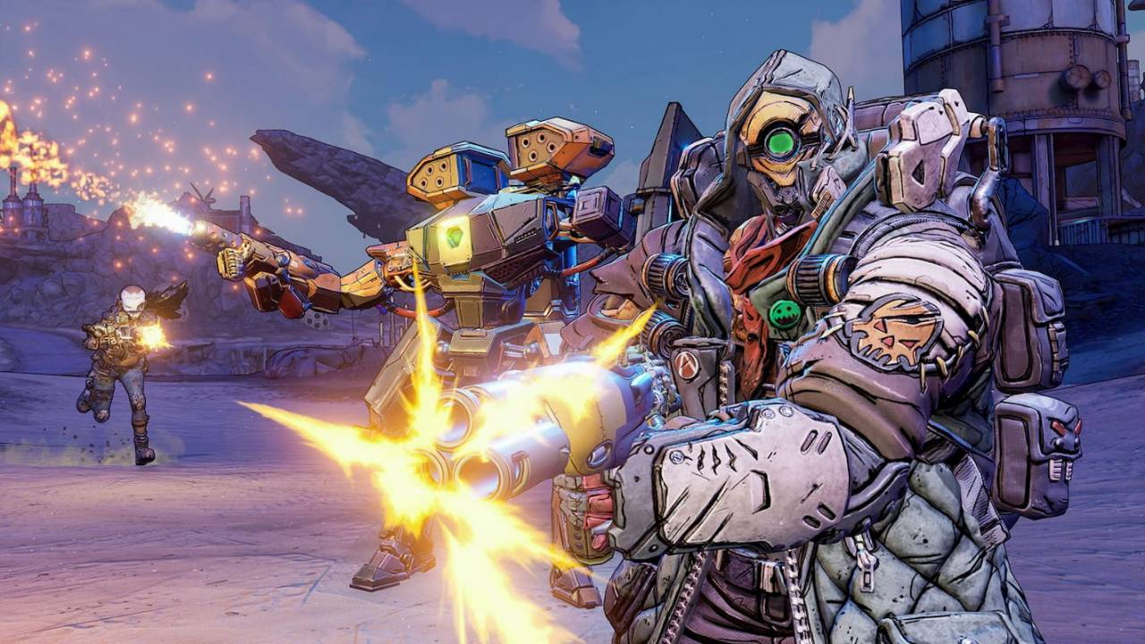 You won't have to wait to play Borderlands 3 on Xbox Series X and PS5