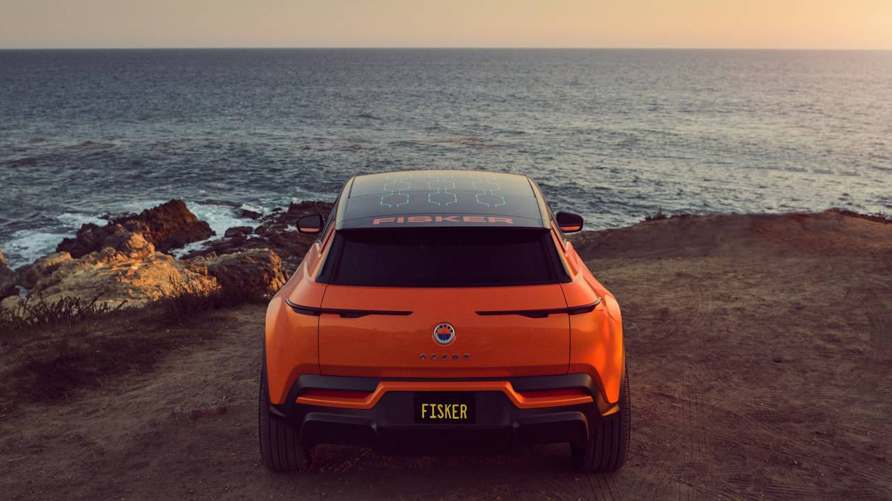 Fisker Ocean electric SUV finds a production partner – and it's not VW