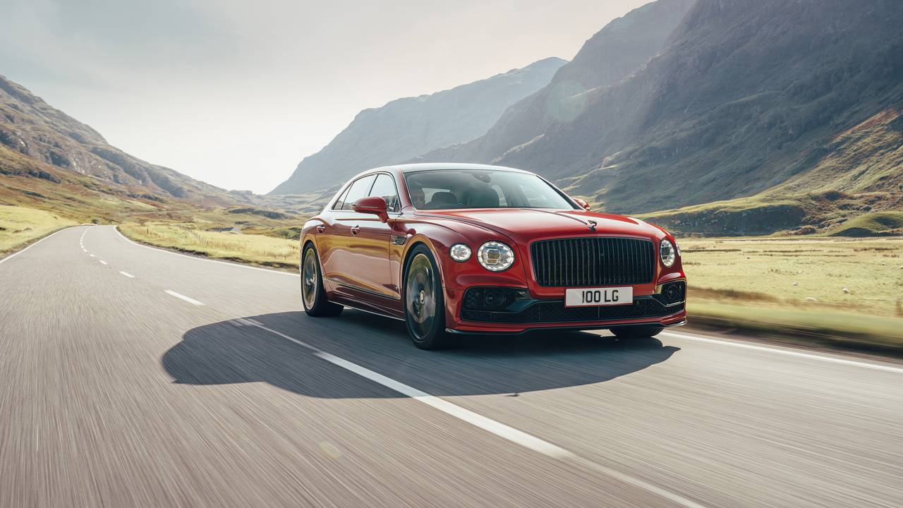 2021 Bentley Flying Spur V8: Lighter and more agile, yet still utterly luxurious