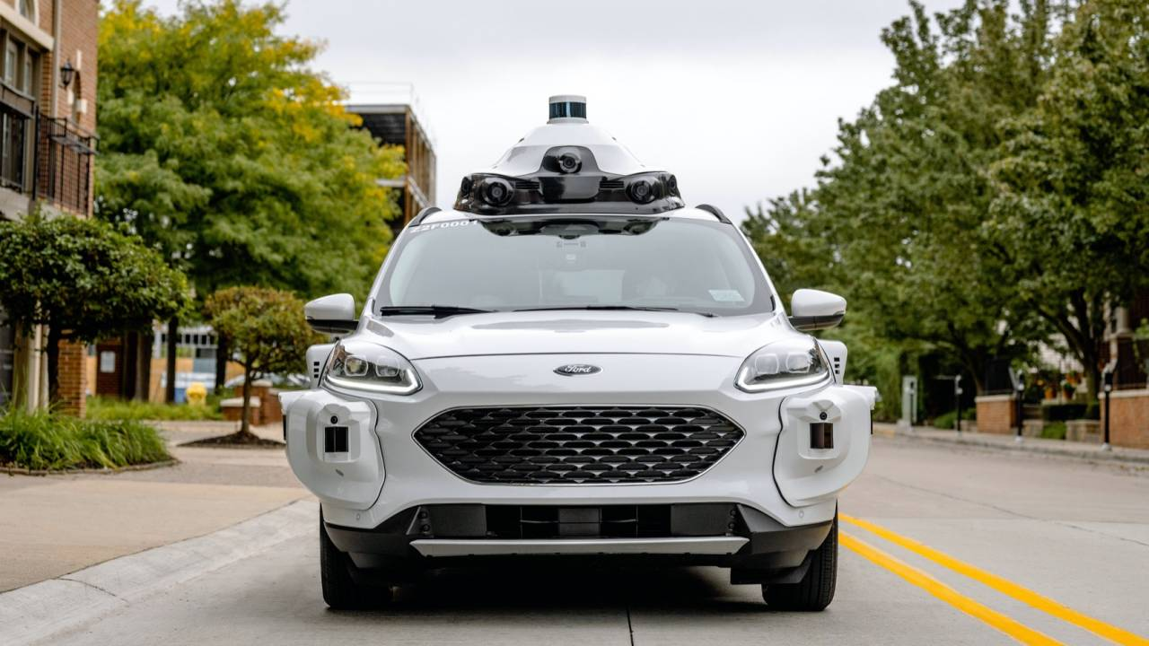 Ford's latest autonomous car looks very familiar – Here's why that matters