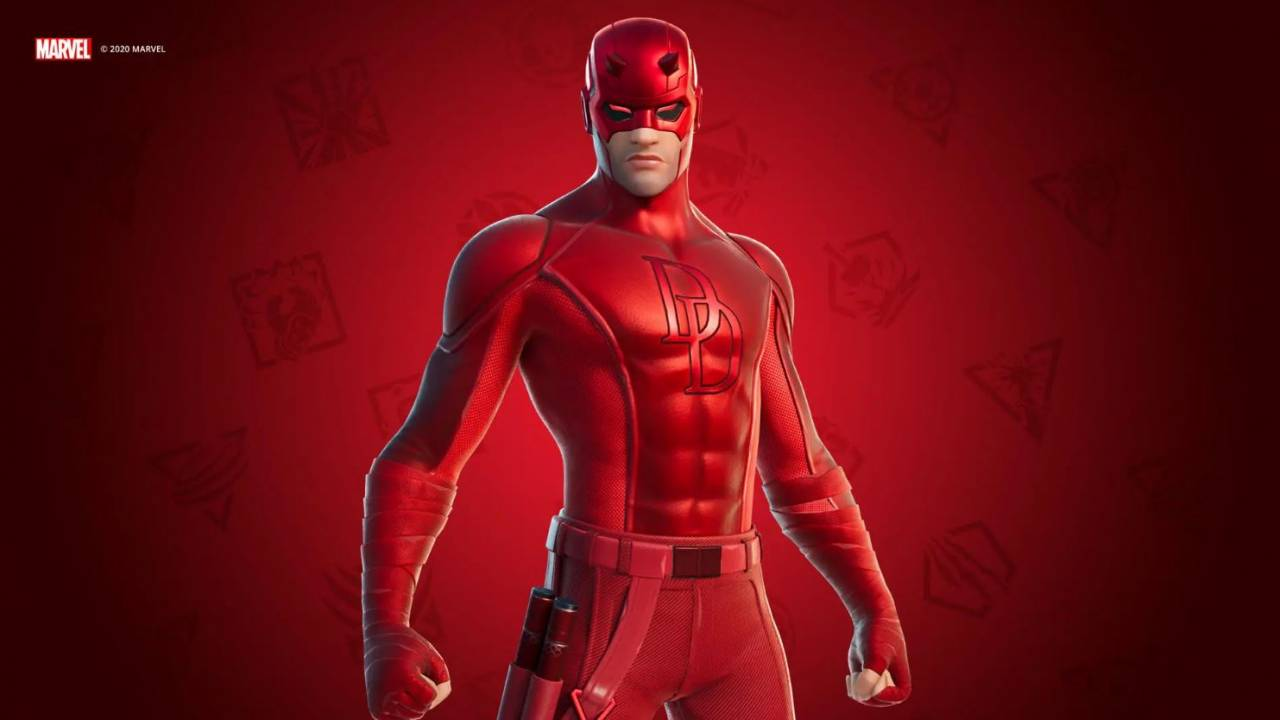 How to unlock Fortnite's Daredevil skin for free in Marvel Knockout Super Series