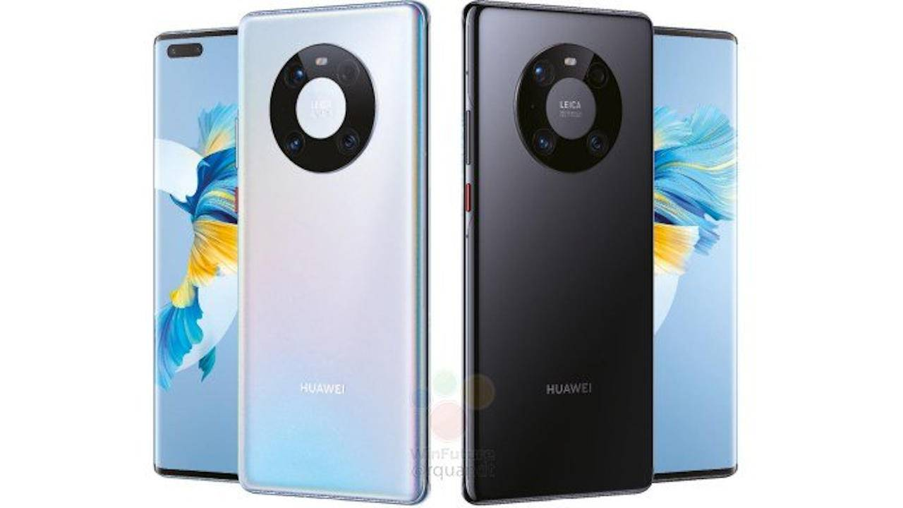 Huawei Mate 40, Mate 40 Pro leaks show what may be the last of its kind