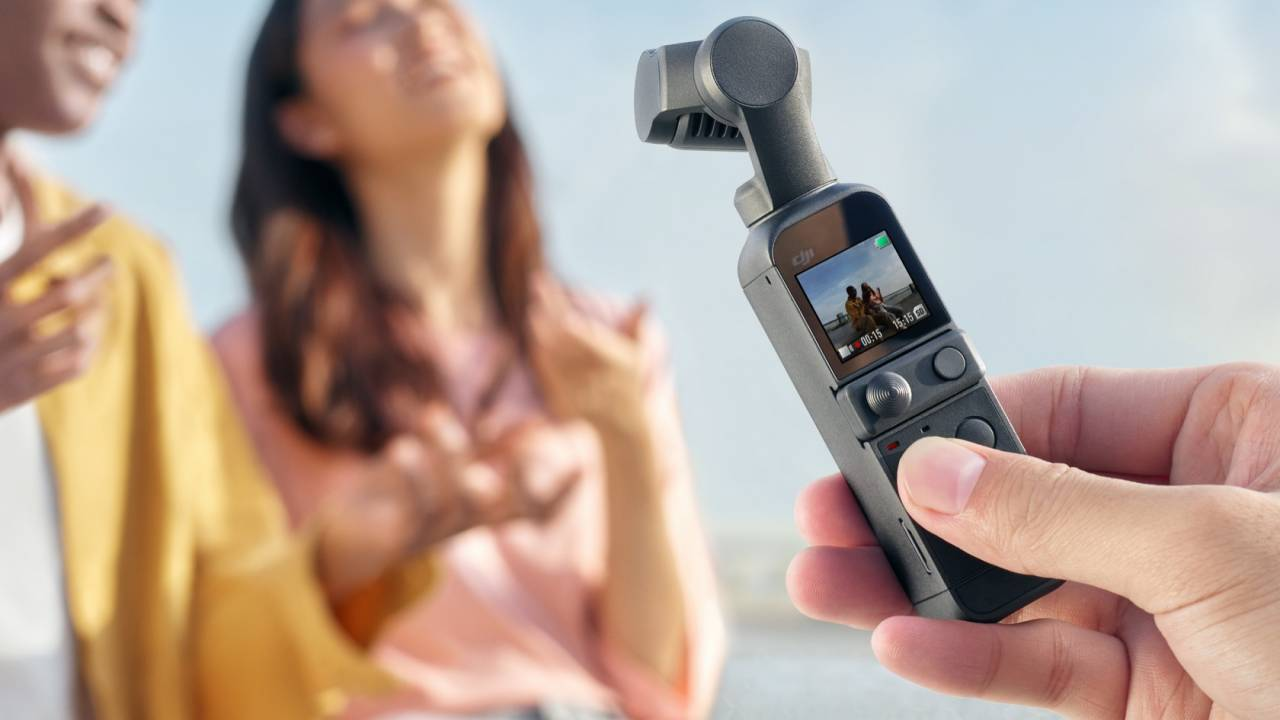 DJI Pocket 2 gives stabilized mini-camera a big upgrade