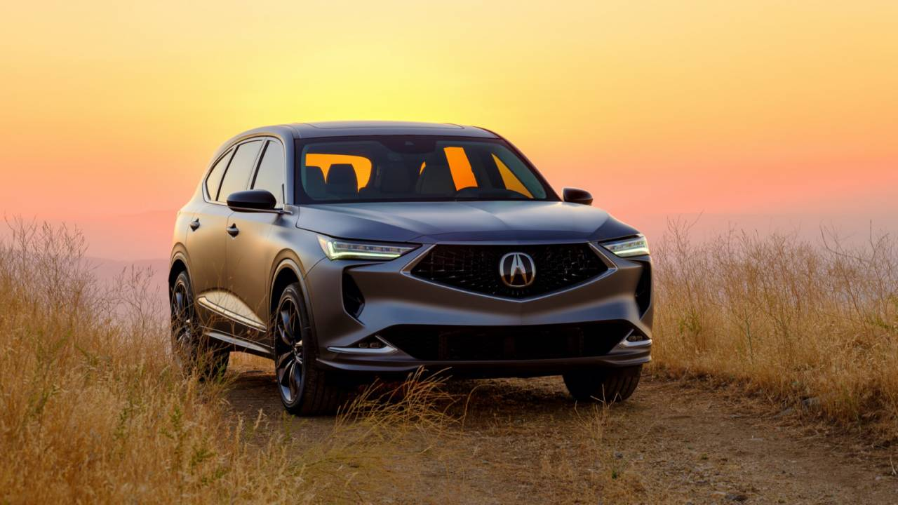 Acura MDX Prototype teases new 3-row SUV's upgrades – and the MDX Type S