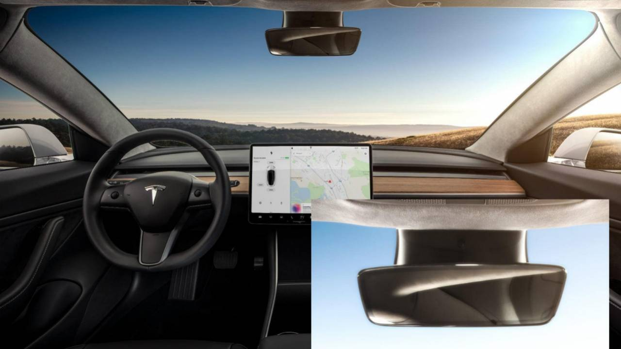 Tesla could be working on gaze-based driver attention tracking
