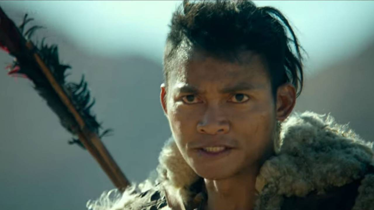 First Monster Hunter movie trailer is definitely weird and kind of cool