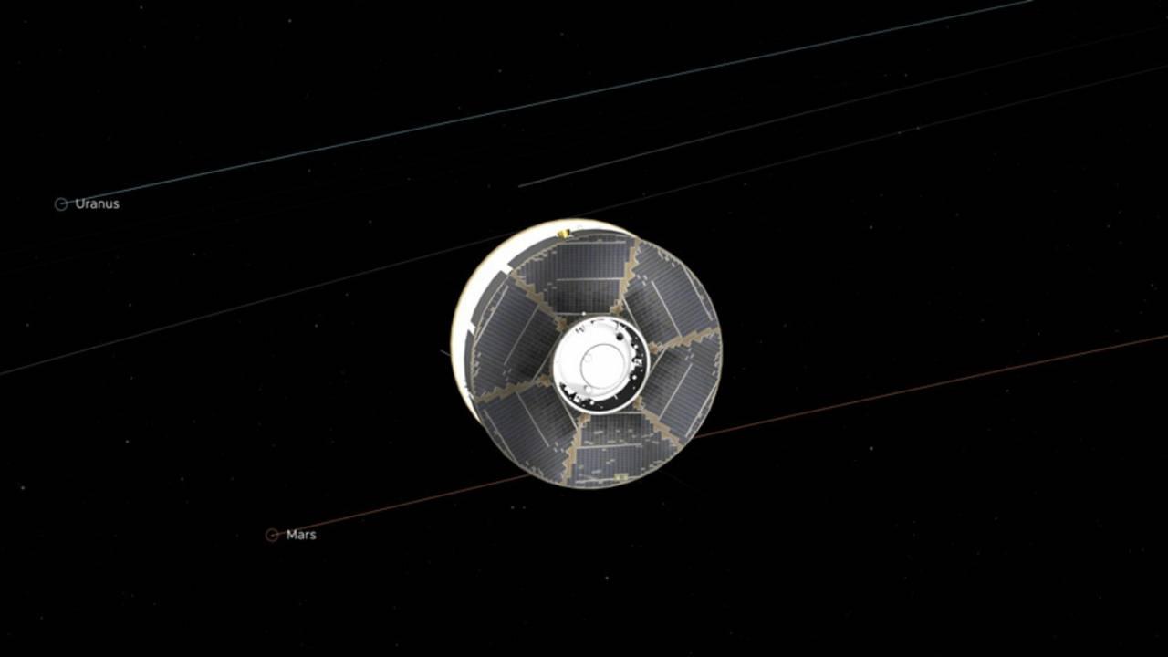 NASA says its Mars 2020 Perseverance rover hit a fun milestone today