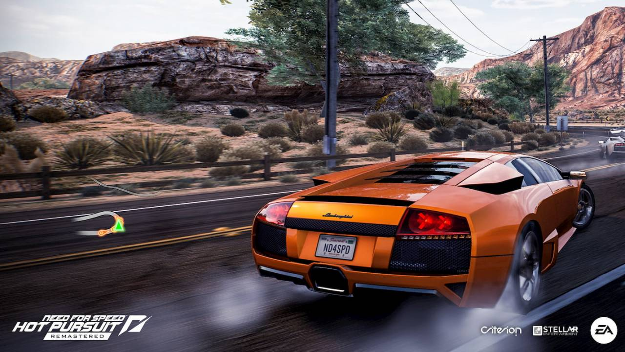 Need for Speed: Hot Pursuit Remastered release date is set, cross-play detailed