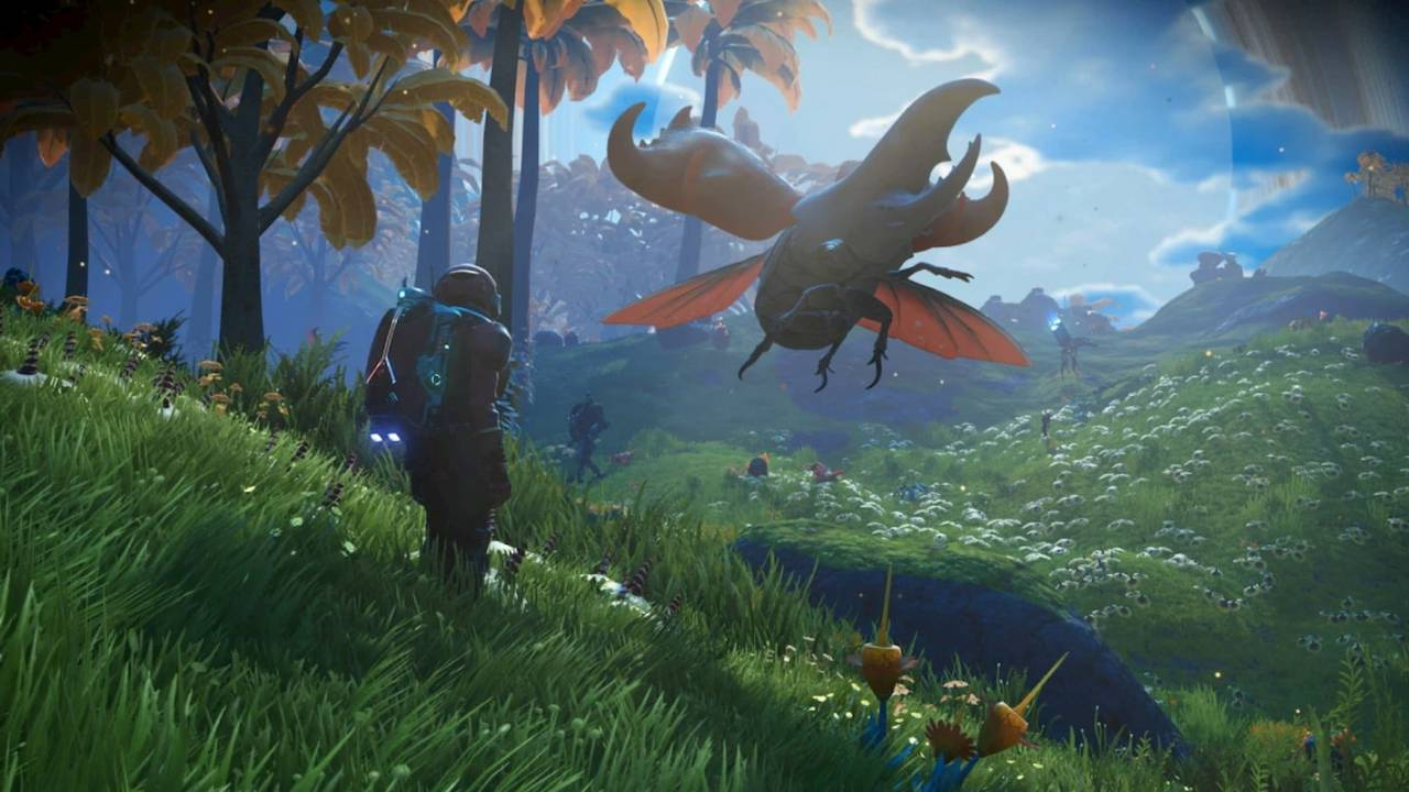 No Man's Sky next-gen upgrade – What Xbox Series X, PS5 and PC will get