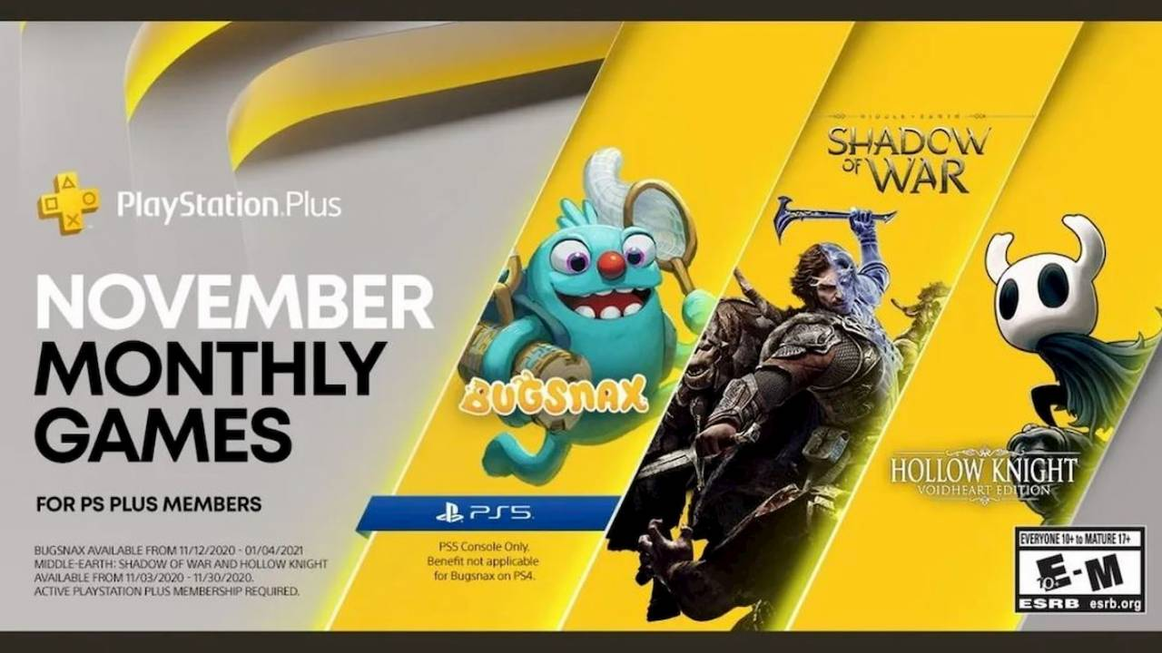 Sony details PlayStation Plus Collection for PS5, reveals November PS Plus games
