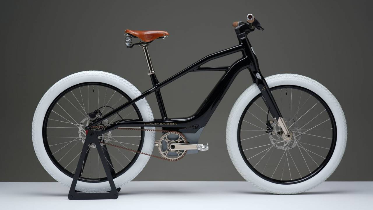 Harley Davidson Serial 1 ebike revealed with a gorgeous retro design