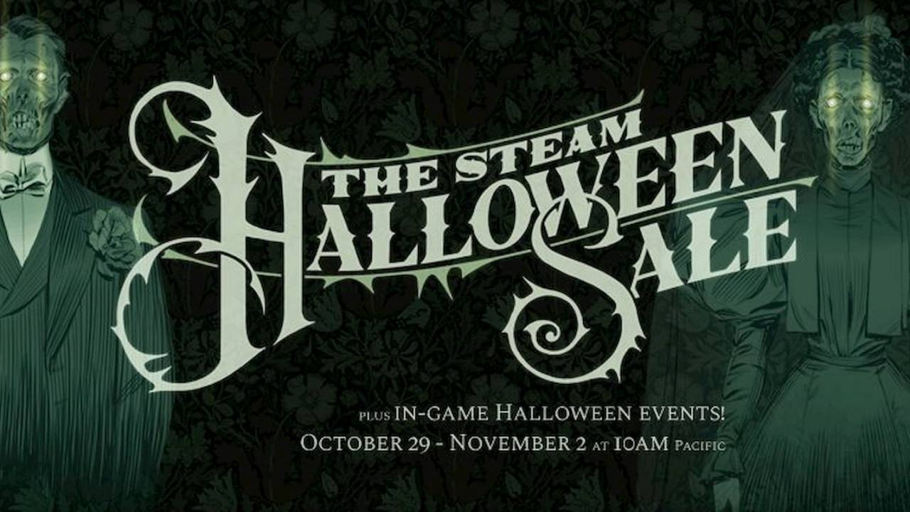 Steam Halloween Sale kicks off a weekend of spooky deals
