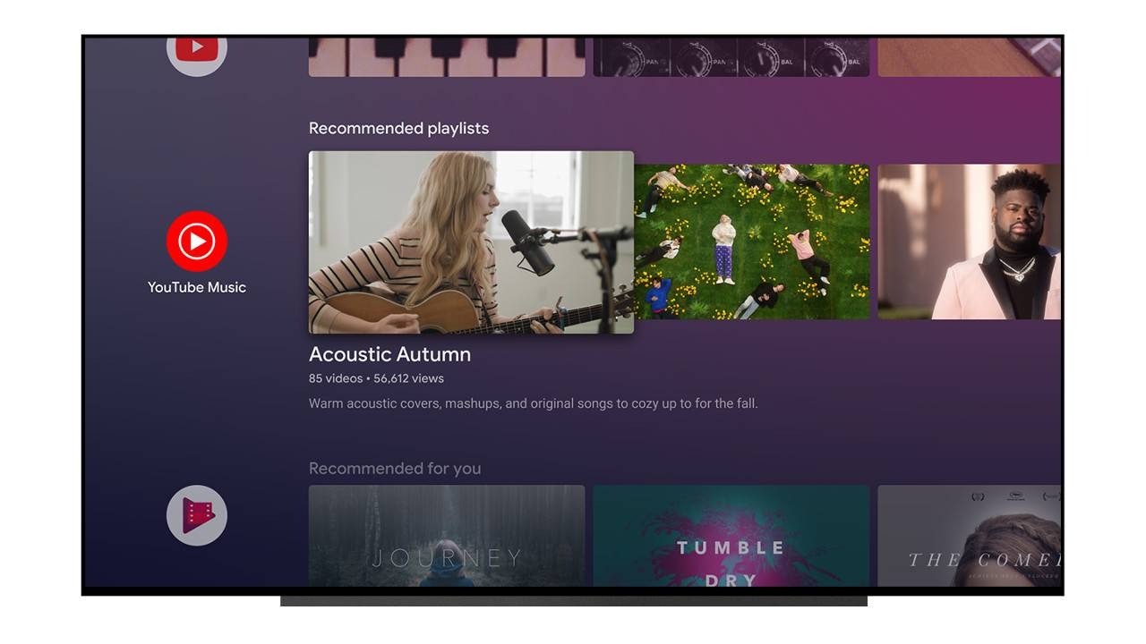 YouTube Music's smart TV update is here – but you may not get the best of it