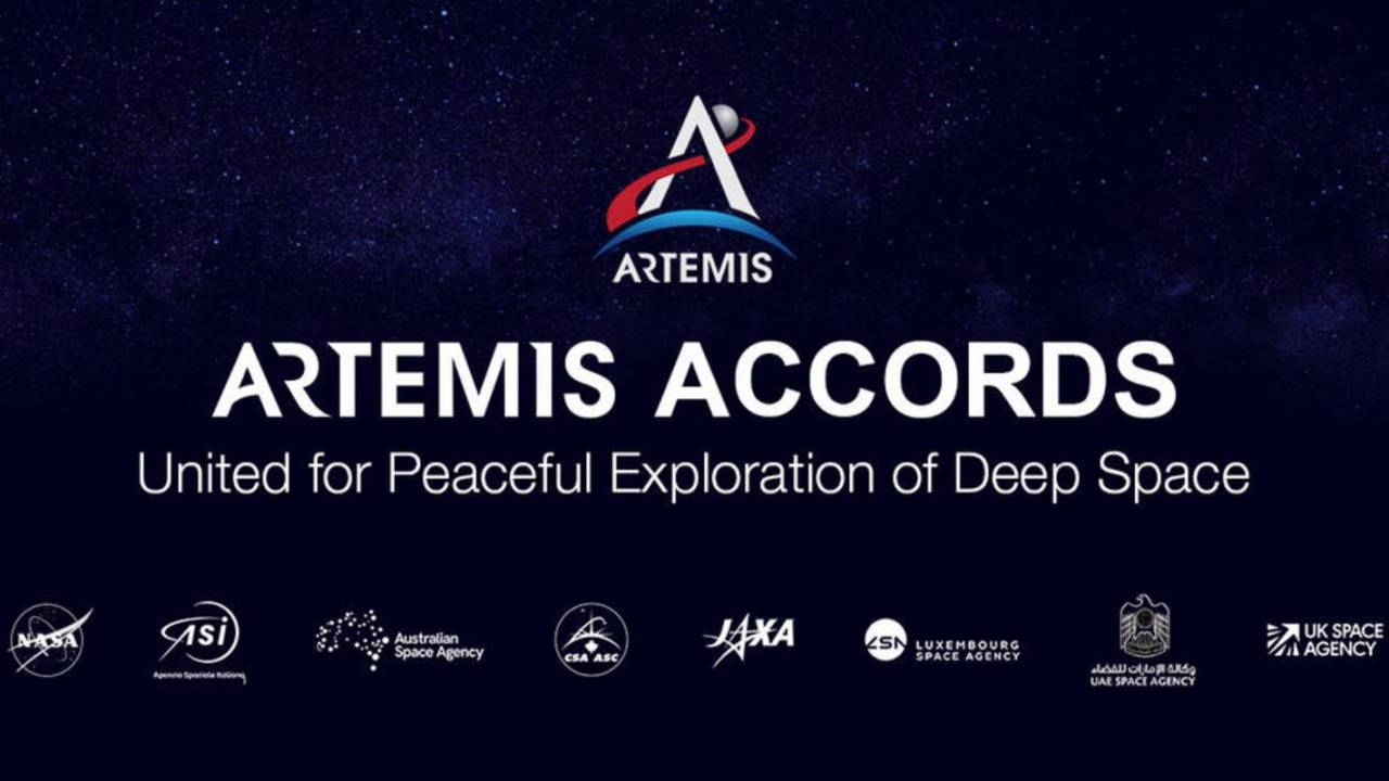 NASA Artemis Accords founding nations agree to peaceful Moon exploration