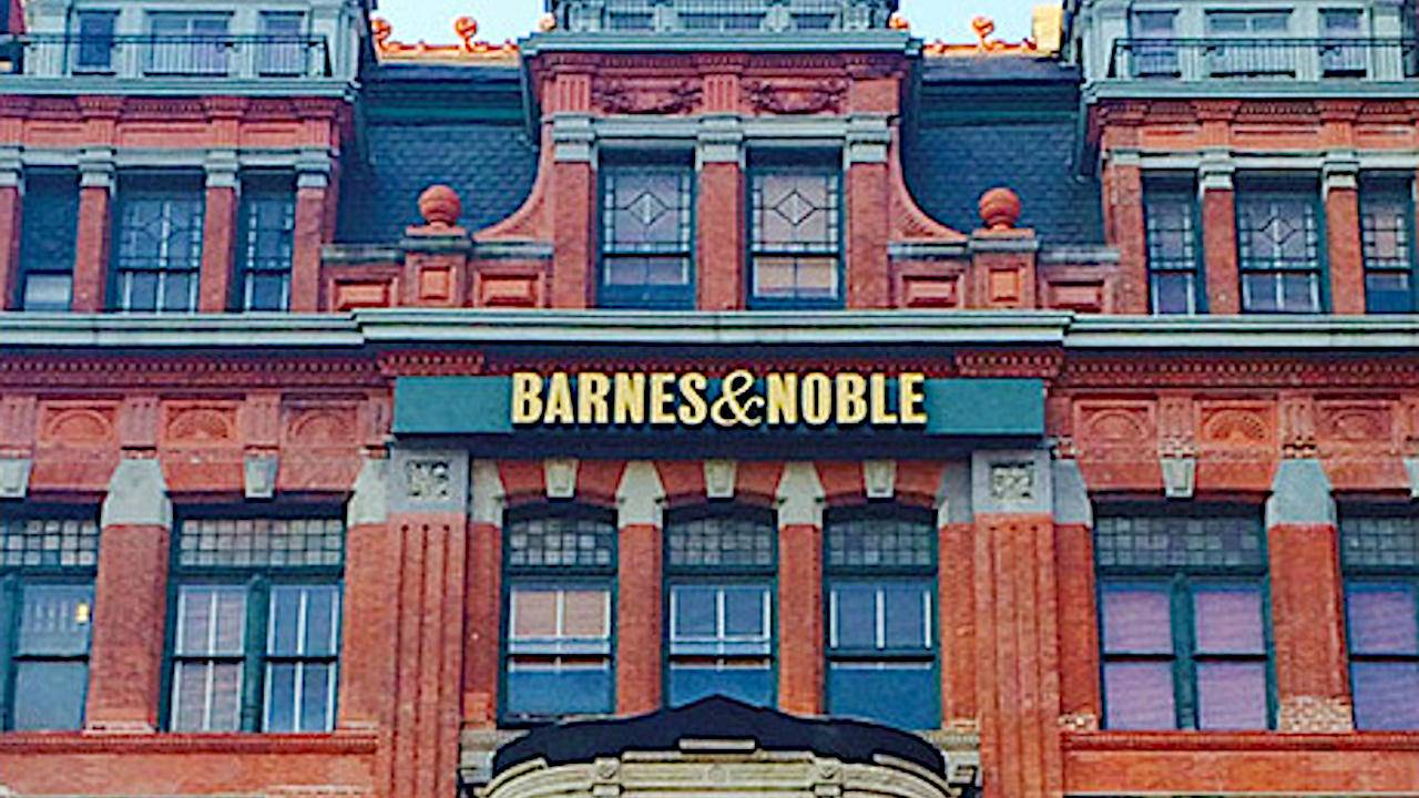 Barnes & Noble hack exposes customers' email, purchase history