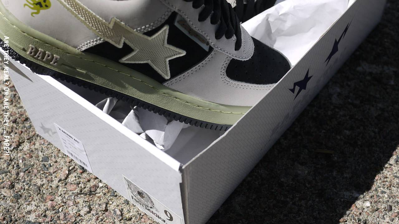 eBay Sneaker authentication just changed the game (we hope)