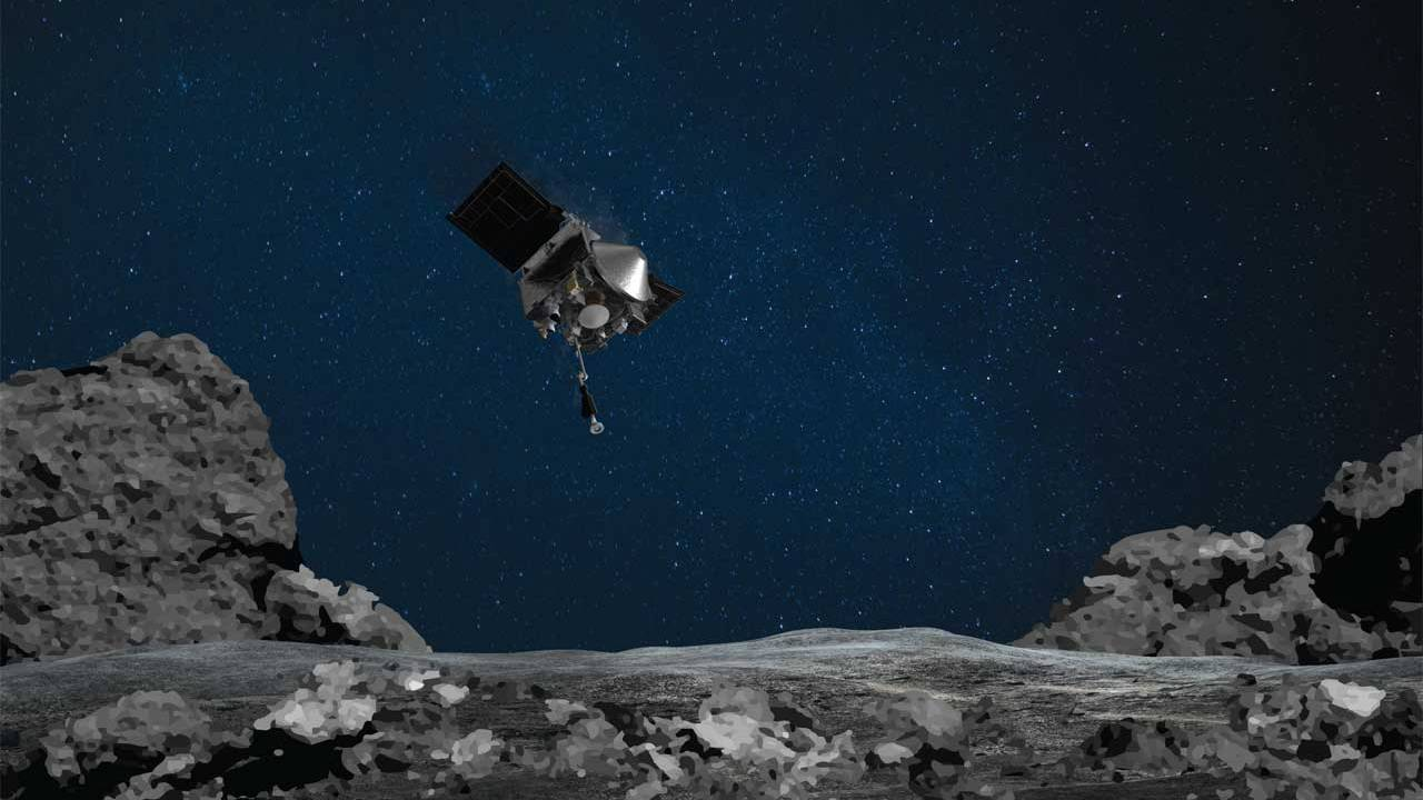 NASA will broadcast OSIRIS-REx asteroid sample collection attempt
