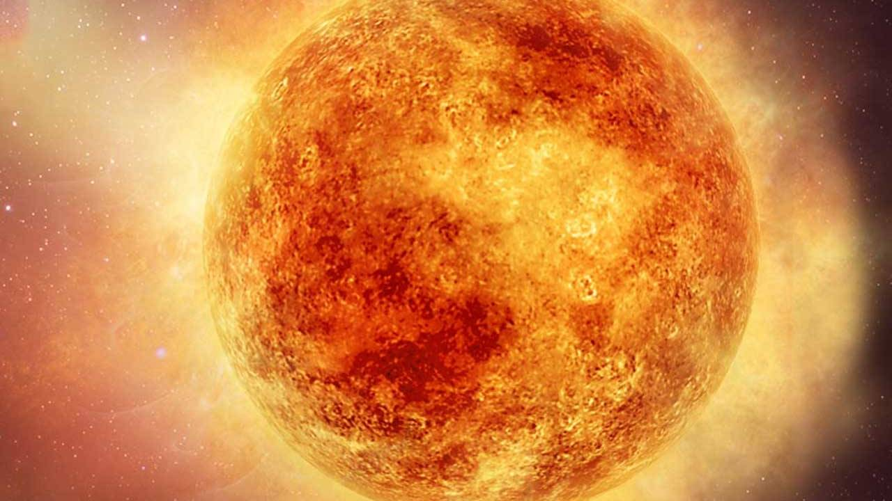 Betelgeuse may be smaller and closer to the Earth than previously believed