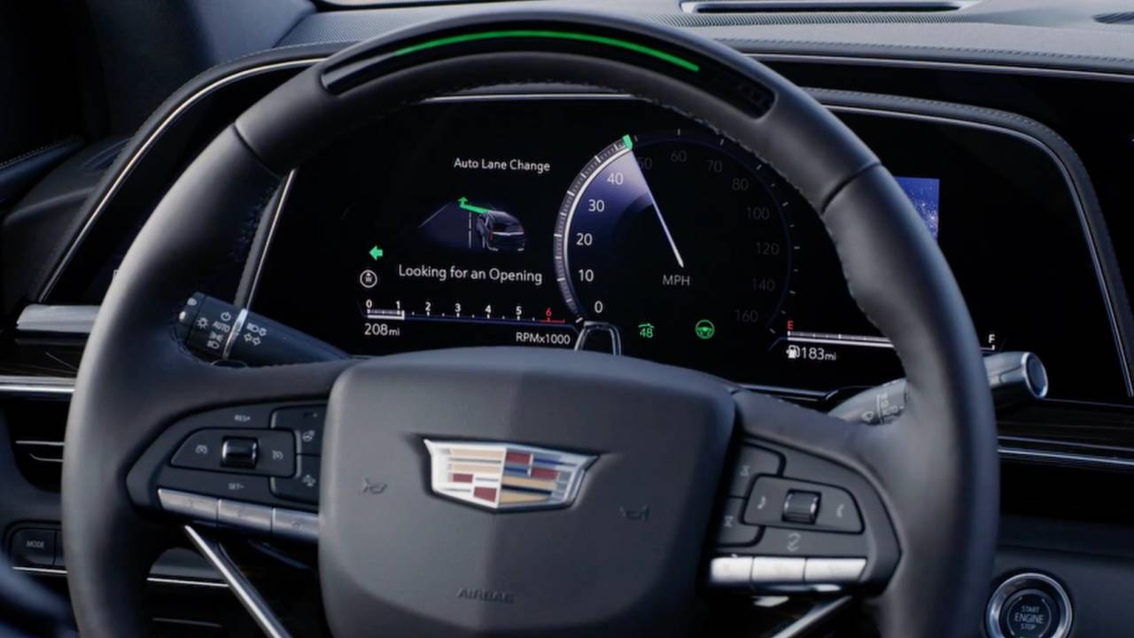 Cadillac Super Cruise vs Tesla Autopilot test asks the big attention question