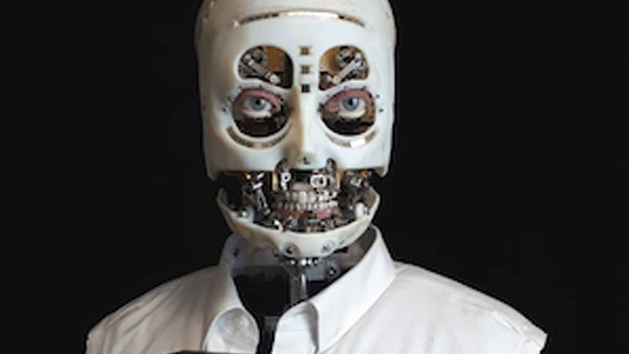 Disney researchers create a creepy robot with a life-like gaze