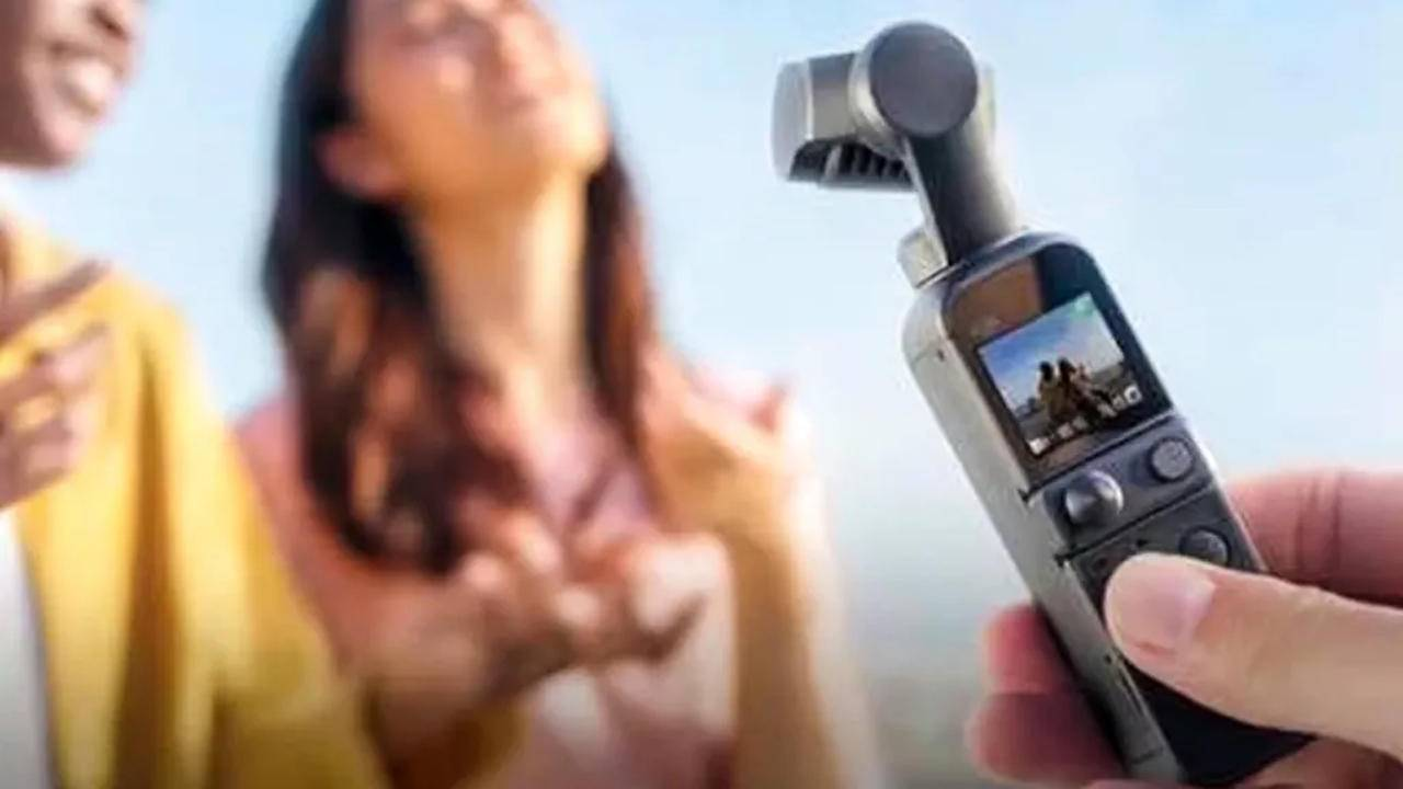 DJI Osmo Pocket 2 is coming on Tuesday and this is how it looks