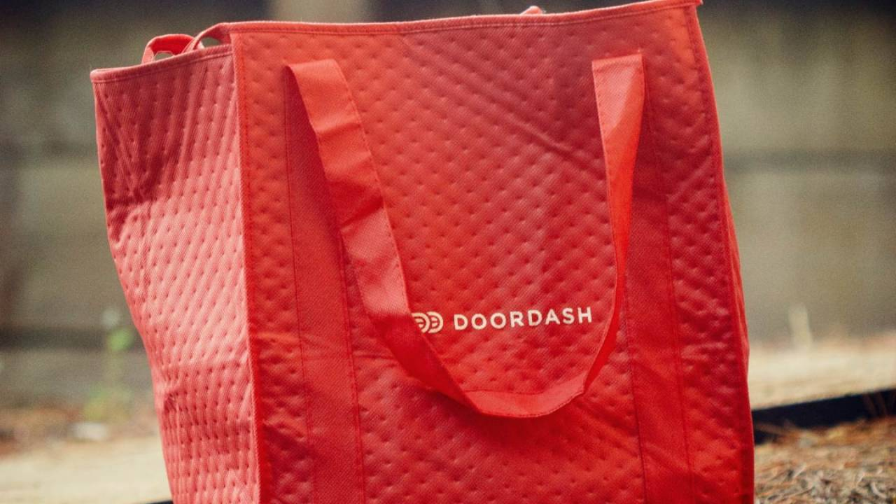 DoorDash helped fund a special type of physical restaurant in California