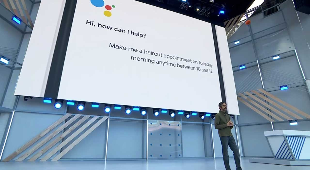 Google Duplex can book your haircut appointment