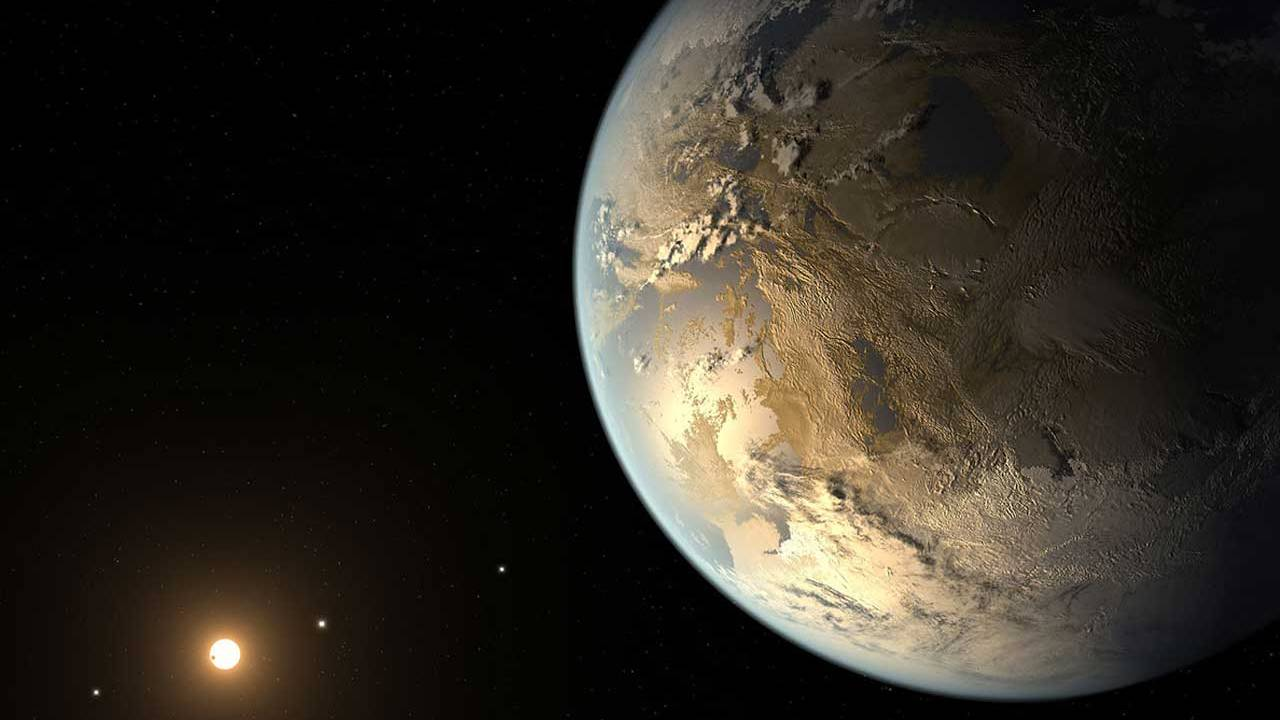 Could some distant planets be better for life than Earth?