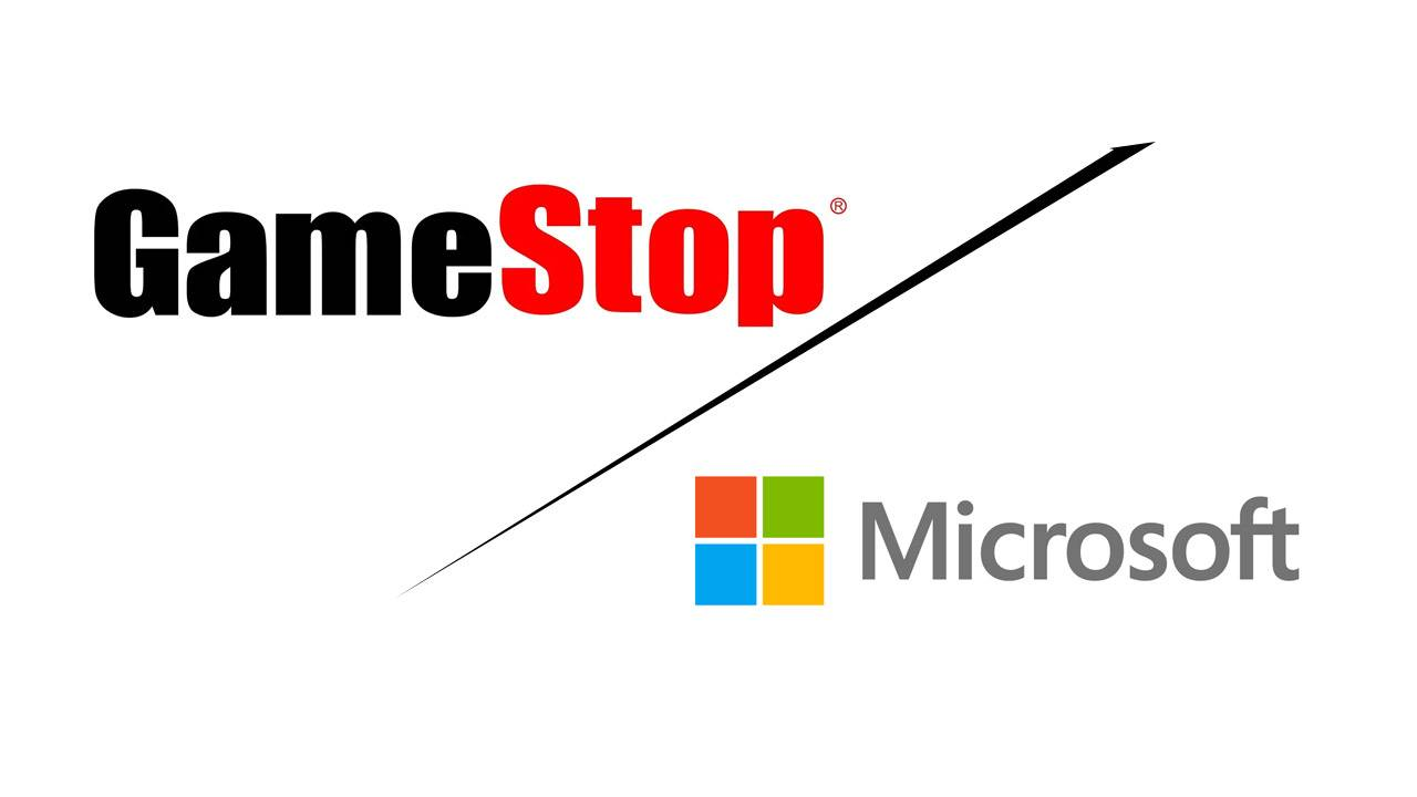 GameStop partners with Microsoft
