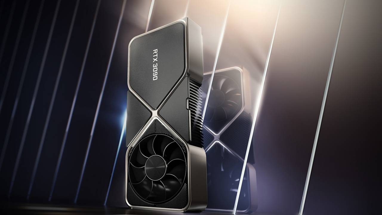 NVIDIA RTX 3090 runs Crysis 3 installed on its VRAM