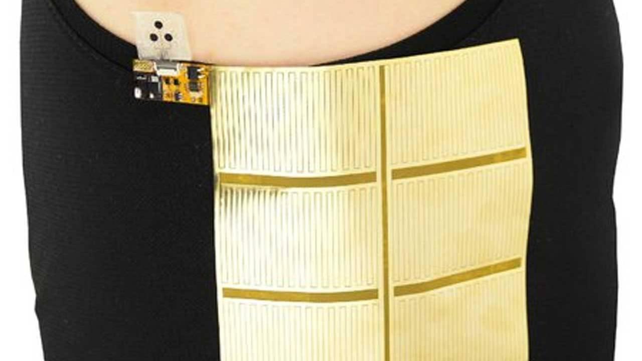 A new wearable generator can power wireless sensors