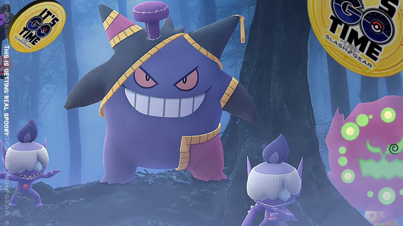 Shiny Pokemon GO Halloween is back again!