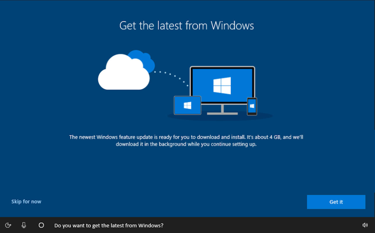 Windows 10 Will Soon Let You Customize Your System During Setup Slashgear