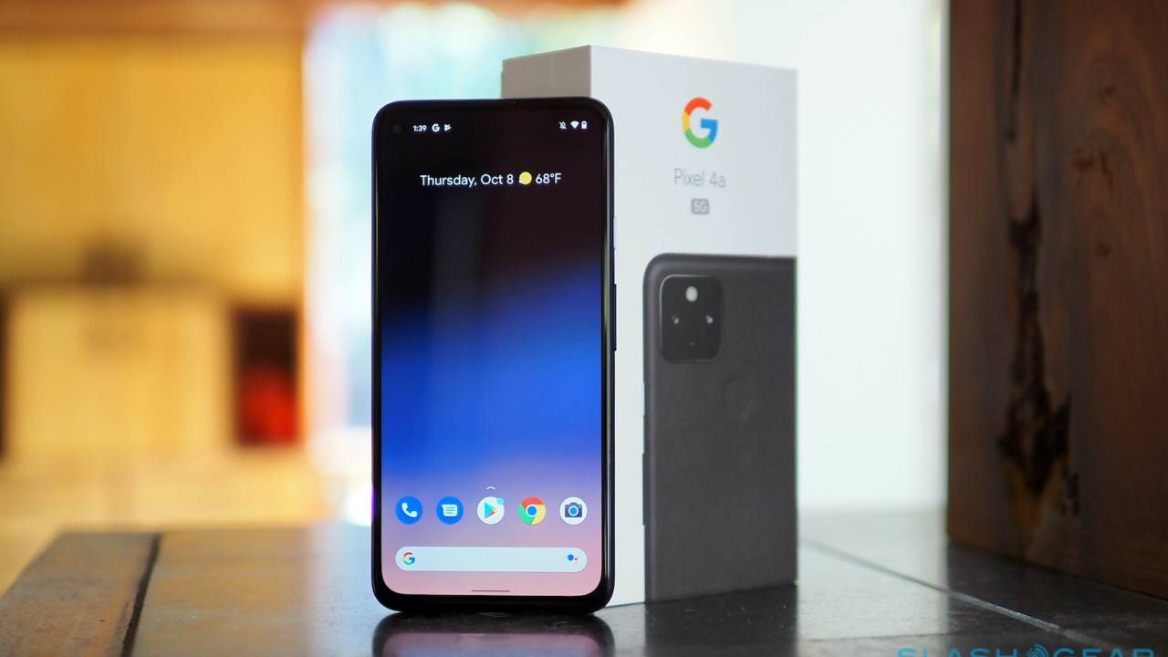 The Pixel 4a 5G is here and I'm feeling deja-vu