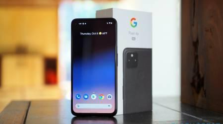 Google Pixel 4a 5G Gallery