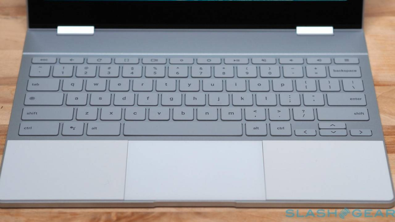 Chromebook Everything Button is what the Caps Lock key has become