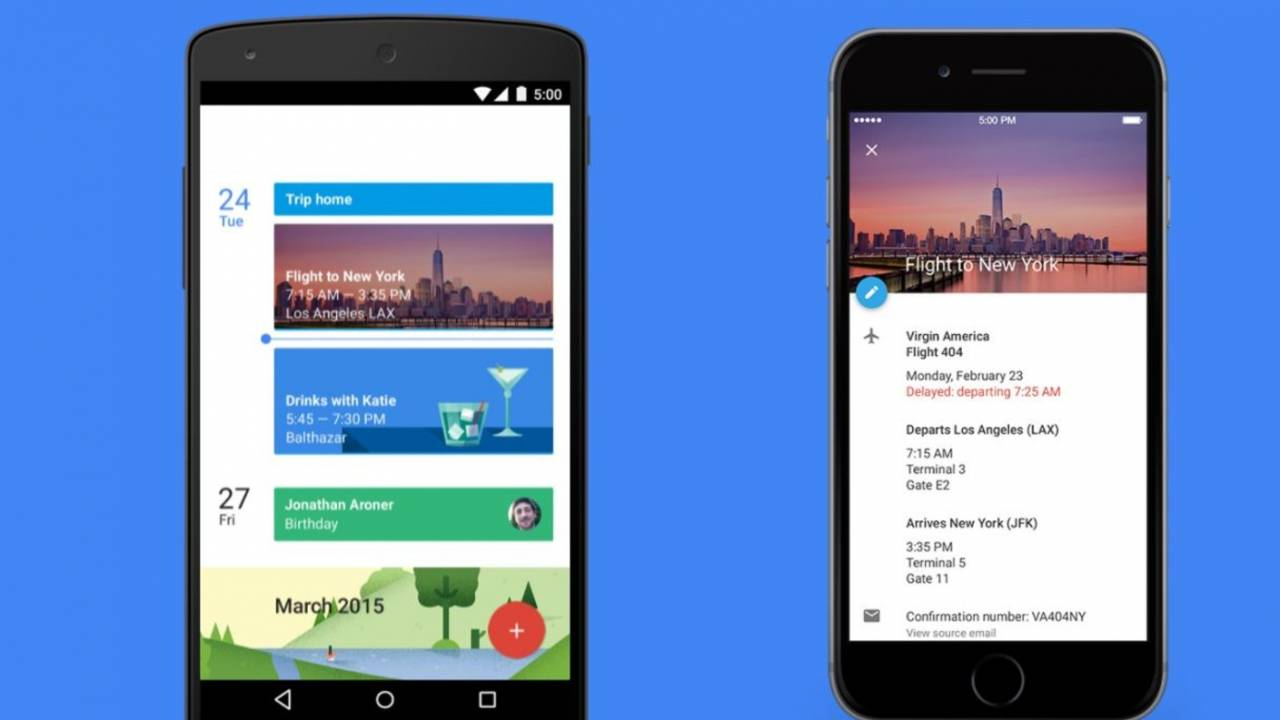 Google Calendar mobile apps can finally create and view tasks