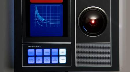 HAL 9000 crowdfunded replica will no longer deliver as creator goes under