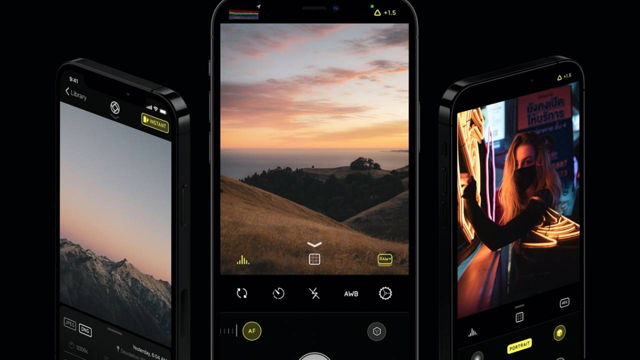 Halide Mark II gives iPhone camera app a must-see upgrade