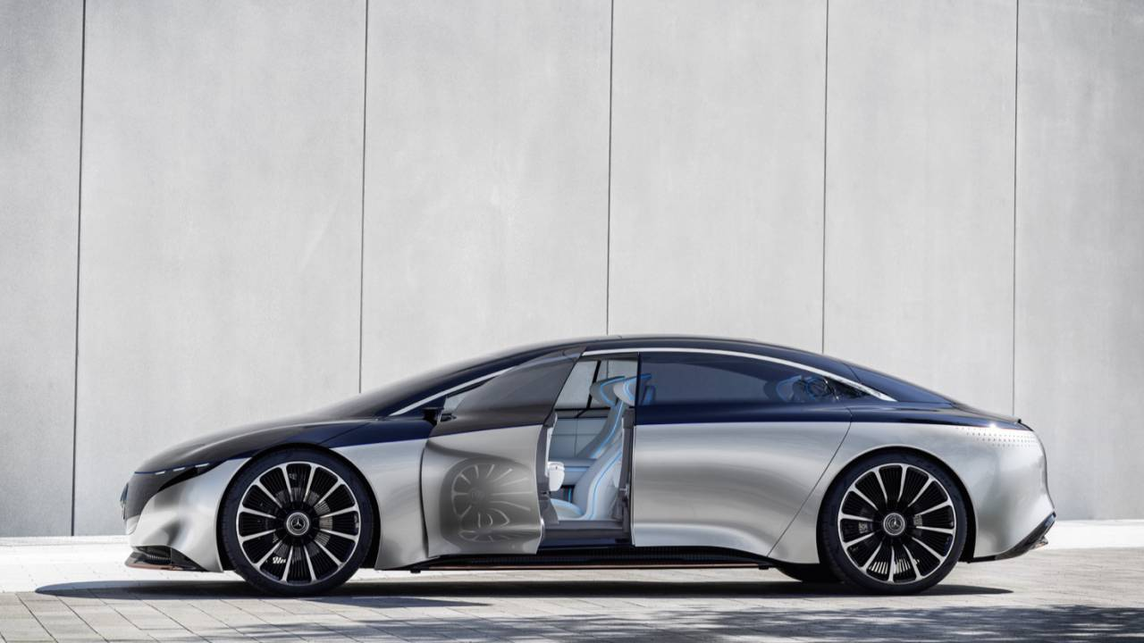 Mercedes' big EV roadmap revealed – New models and a tech surprise