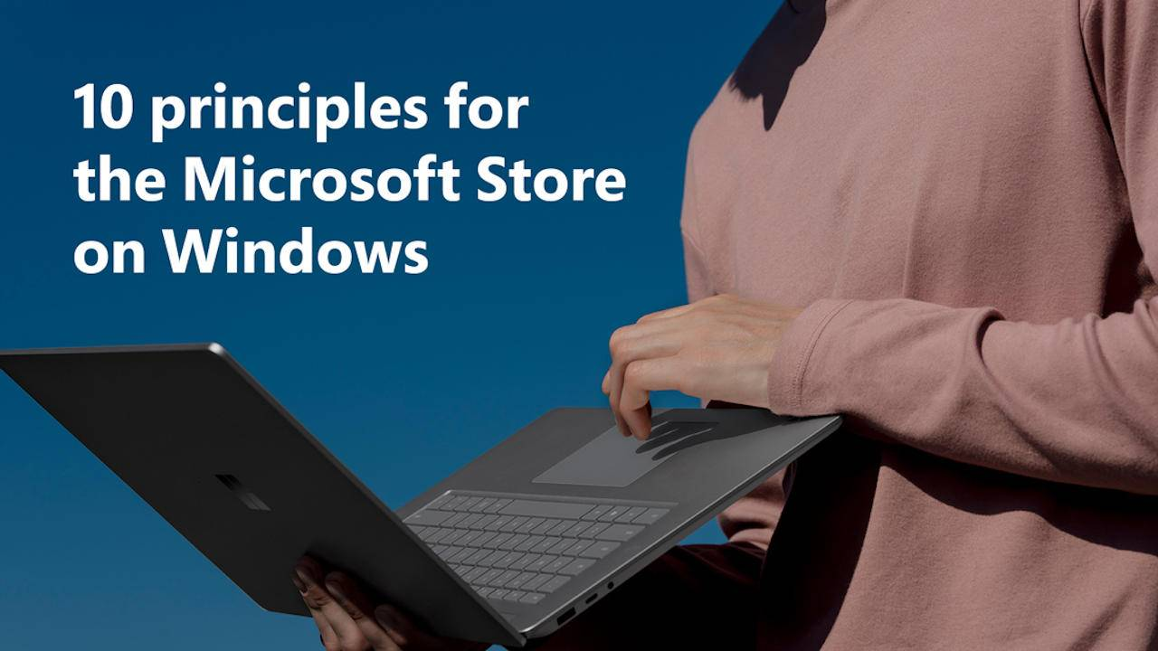 Microsoft app fairness principles try to woo devs into its own Store