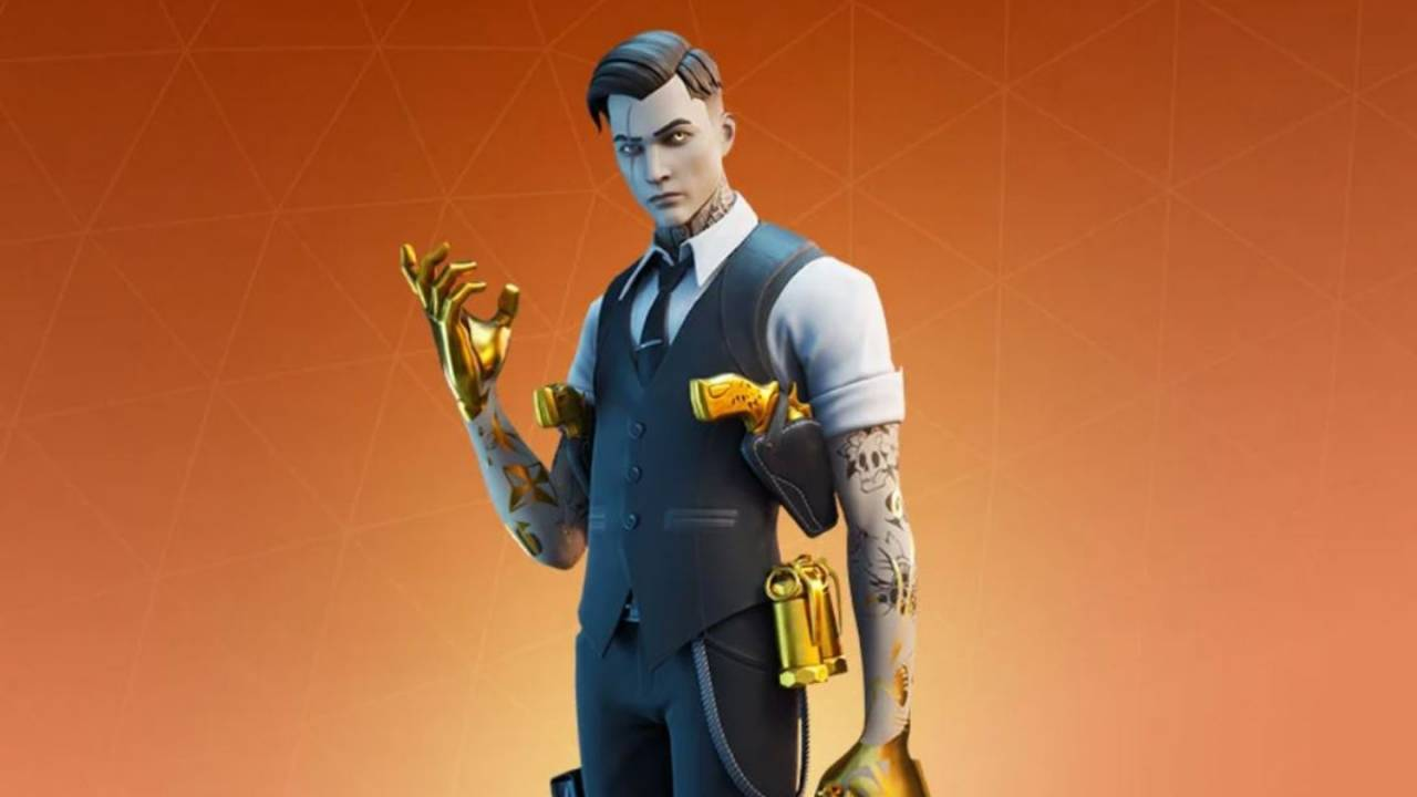 Fortnitemares Halloween 2020 event may include a zombie Midas