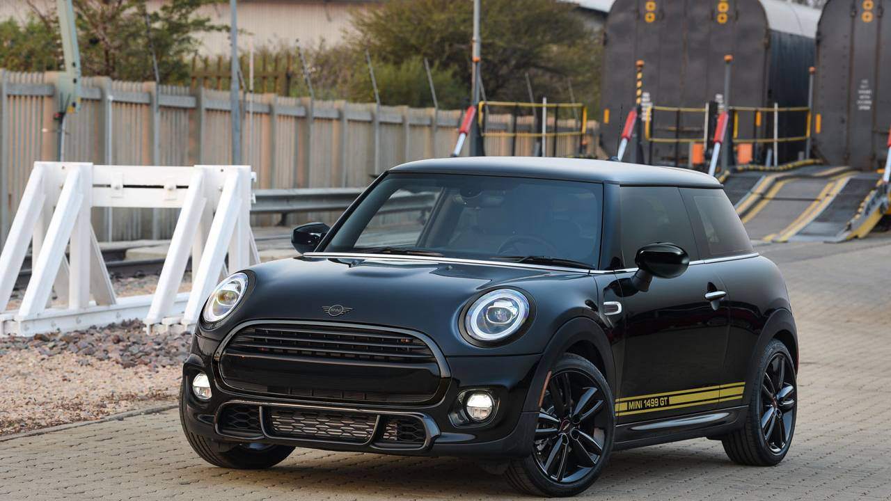 MINI adds 1499 GT Special Edition and Countryman Oxford to lineup