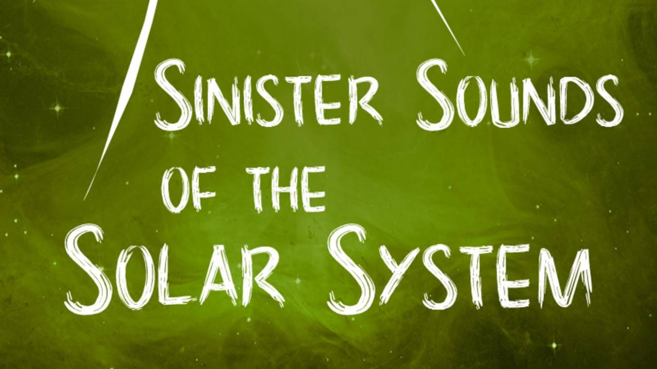 NASA's Halloween playlist features new ghoulish sounds from space
