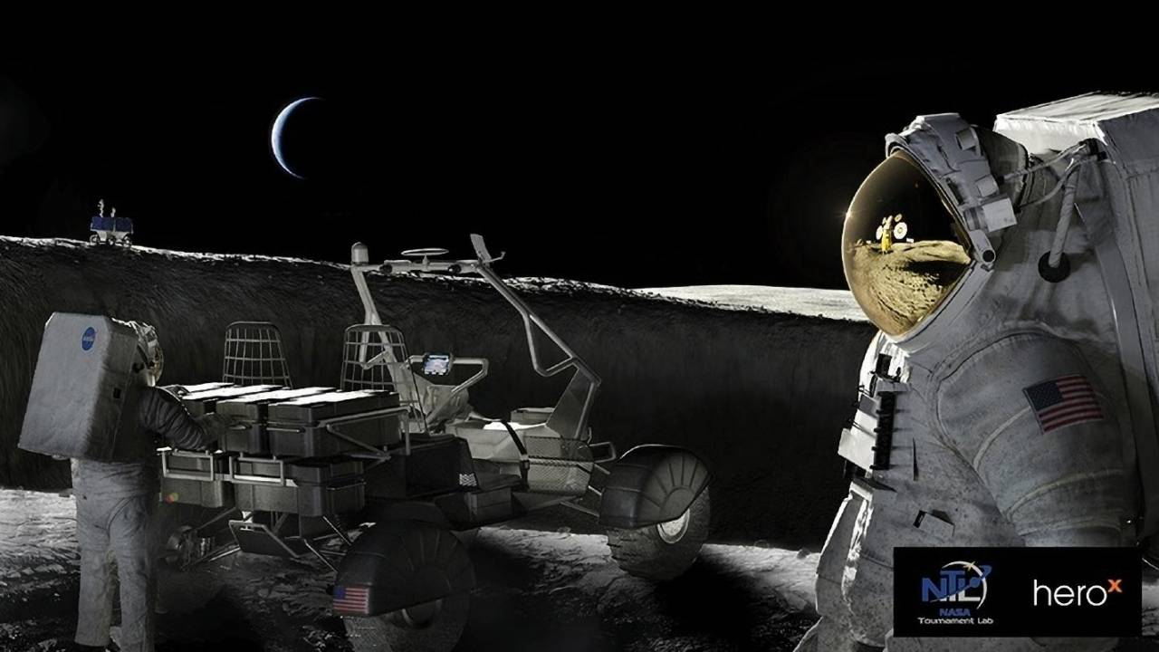 NASA offers public $25K for ideas on how to unload lunar landers