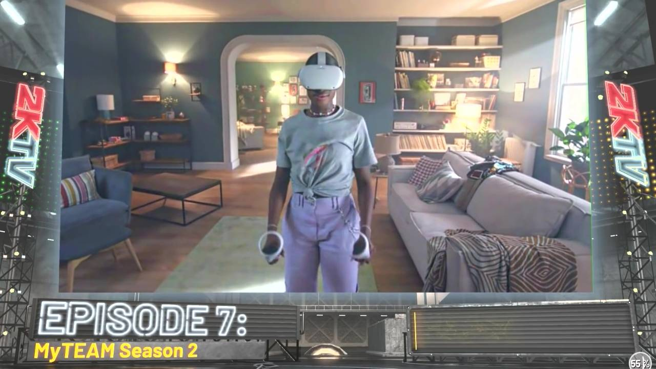 2K Games describes NBA 2K21 unskippable ad as a bug